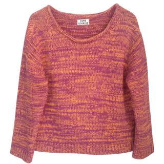 Acne Studios cotton sweater