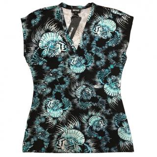 Just Cavalli printed tshirt
