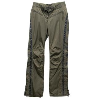 Jet Set Mercruiser Star Khaki Ski Pants
