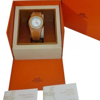 Hermes Harnais Watch