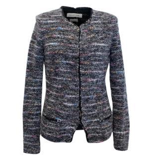 Isabel Marant Etoile Monty Boucle-Tweed Jacket