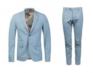 Valentino SS16 cotton suit