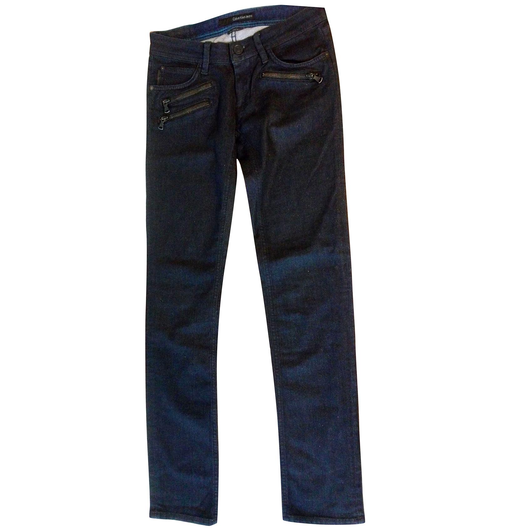 Calvin Klein Low rise skinny jeans
