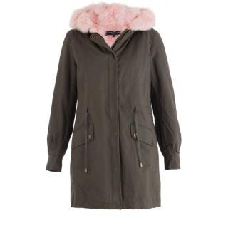 On Parle De Vous Fur Coat