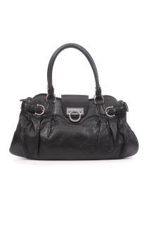 Salvatore Ferragamo 'Marisa' Leather Shoulder Bag