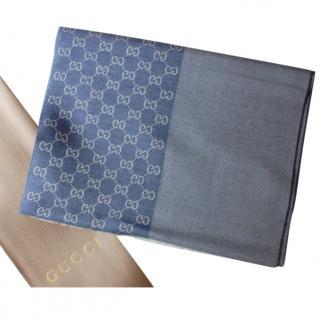 Gucci Monogram Scarf