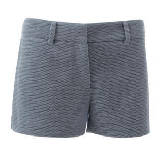 Prada Perforated Tailored Shorts
