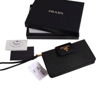 Prada Wallet - with iphone compartment