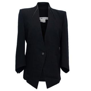 Helmut Lang for Intermix Black Blazer