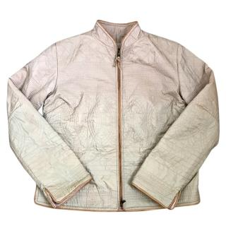Ermano Screvino beige jacket