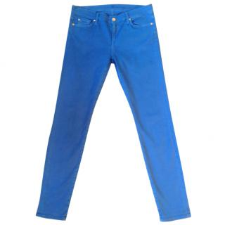7 For All Mankind 039 The Skinny 039 stretch