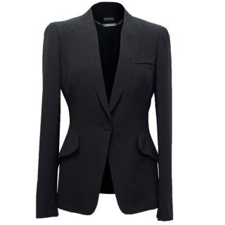 Alexander McQueen Black Blazer