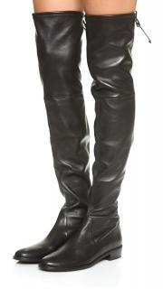 Stuart Weitzman Lowland leather boots