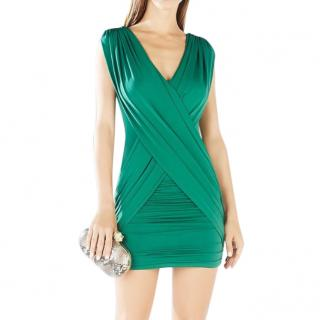 BCBG Maxazria Green Dress - M