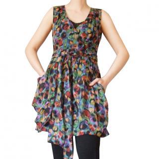 Nanette Lepore silk top/dress