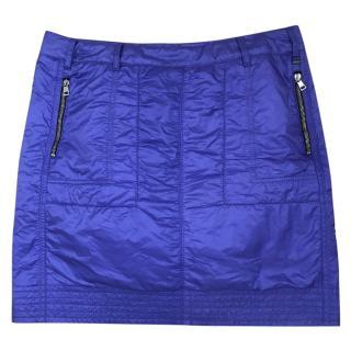 Marc Cain Purple Skirt