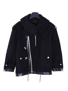 Diesel Black Gold Wool Jacket