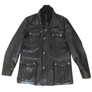 Boss Hugo Boss Leather Jacket