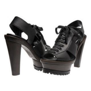 Burberry Black Shoes - Size 39