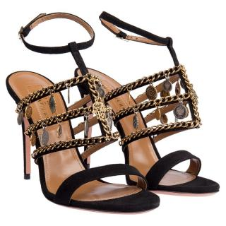 Aquazzura fw16 leather sandals