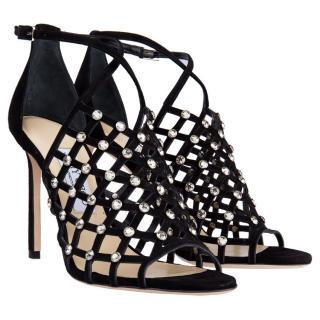 Jimmy Choo fw16 leather sandals