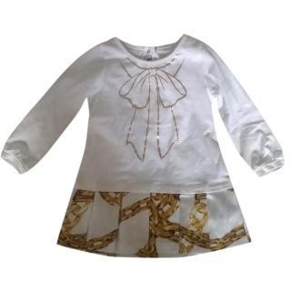 Baby Moschino dress