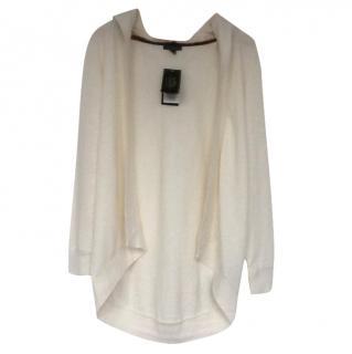 Ralph Lauren Cream Jersey Jacket