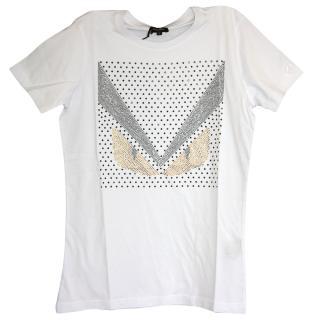 BNWT Fendi Bug T-shirt S