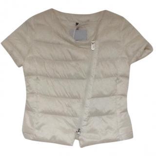 Bosideng Cream Down Sleeveless Jacket