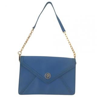 Tory Burch Blue Shoulder Bag