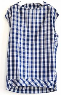 Agnona silk mini dress