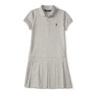 Polo Ralph Lauren Grey Stretch Dress