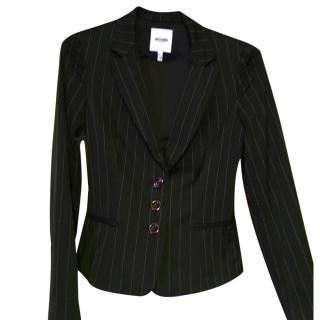 Moschino Pinstripe Jacket