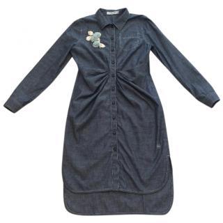 Christian Dior Denim Dress