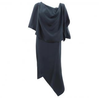 3.1 Phillip Lim Silk Draped Dress