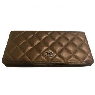 Chanel Classic Quilted Lambskin Bifold Wallet