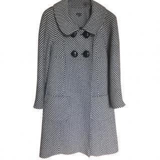 Joseph wool coat small