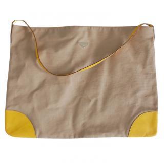 Prada Maxi Travel Bag