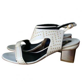 Nicholas Kirkwood Studded Sandals