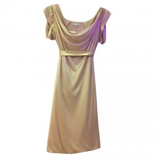 Celine Nude Pink Dress
