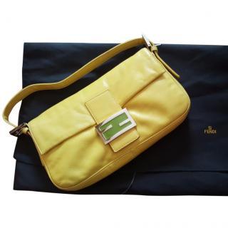Fendi Vintage beguitte bag