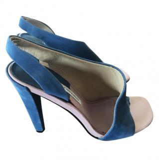 DVF Heeled Sandals