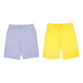 Kids Ralph Lauren Two Pairs of Shorts