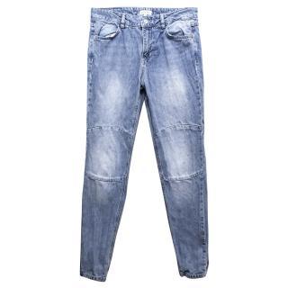 Claudie Pierlot Mid Wash Jeans