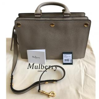 Mulberry Small Chester Dune Grain Bag