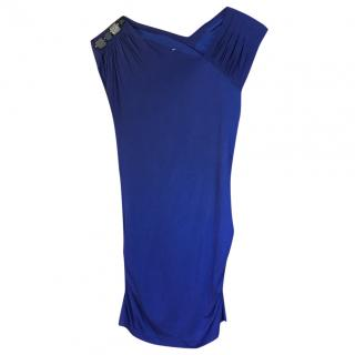 Marc Cain Blue Dress