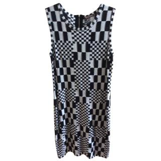Adrienne Vittadini Knitted Long Dress
