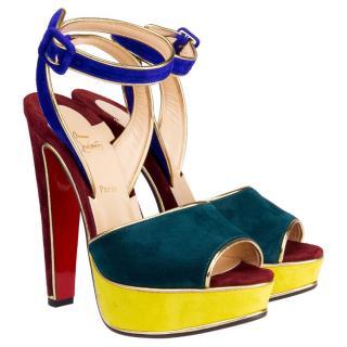 Christian Louboutin Louloudance Sandals