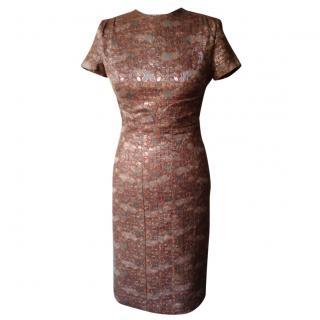 Paul Smith Vintage Lame' Dress