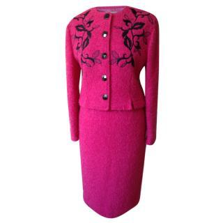 Guy Laroche 80' Paris Couture Suit